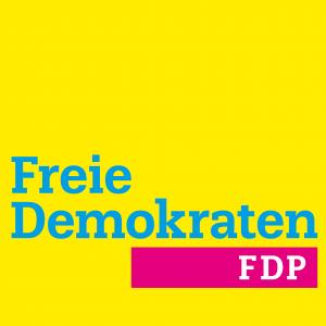 Das Logo der freien Demokraten (FDP)